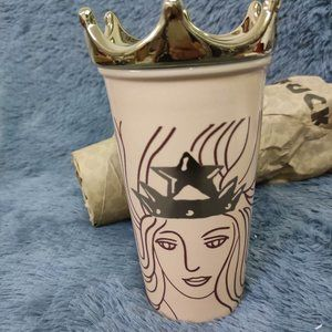 Starbucks Limited Edition Siren Mug with Crown